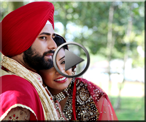Sikh Wedding Photography in 3D! (Glasses Free)