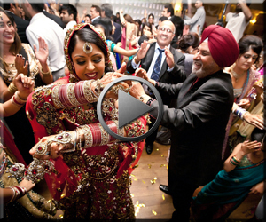 Beautiful Sikh Wedding in the Midlands, UK.